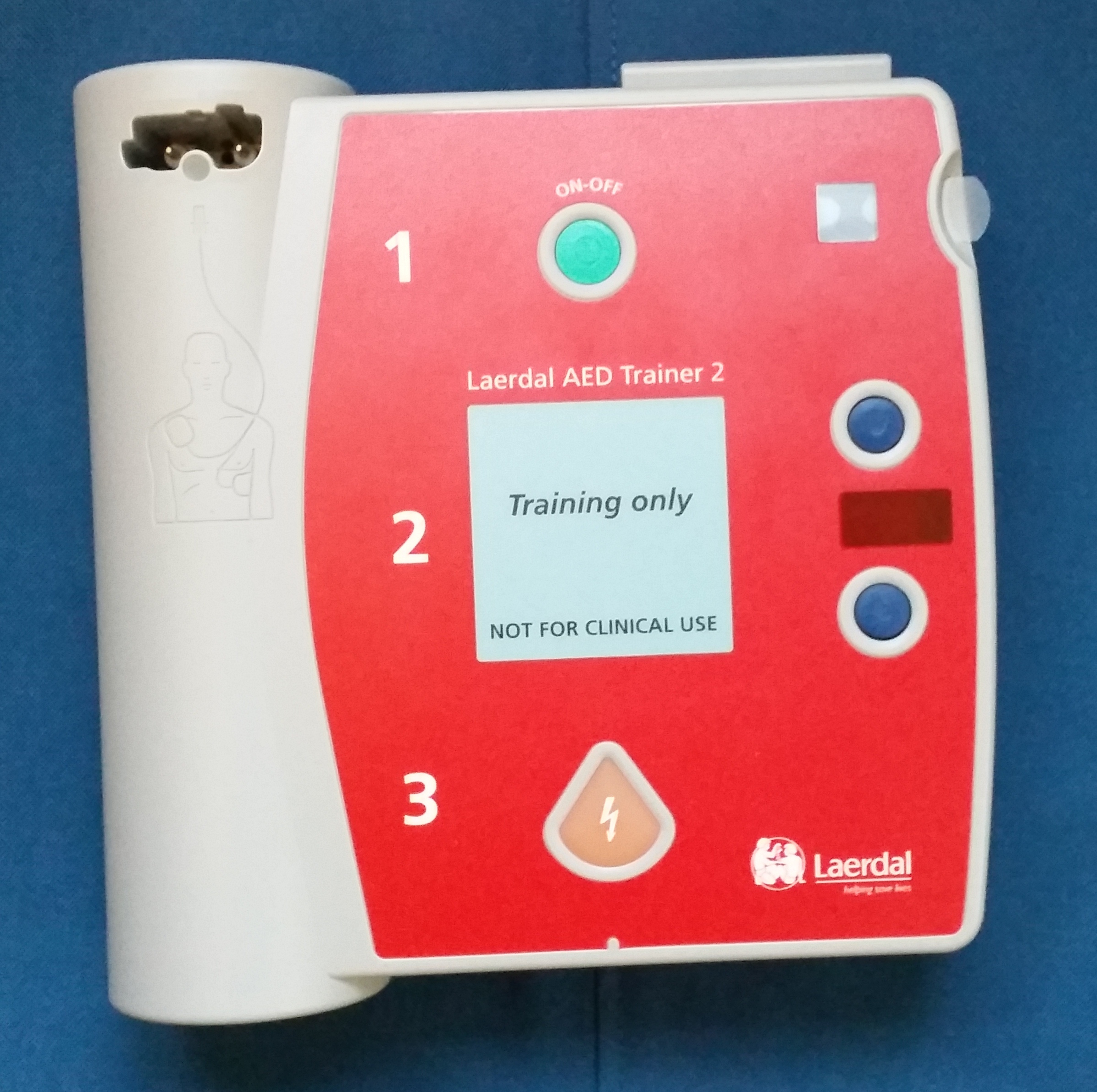 AED and Basic Life Support Training courses